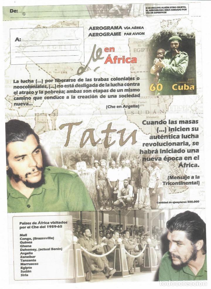 Sellos: kol-cu11 Cuba Collection 2 - Ernesto Che Guevara - Foto 2 - 226335405