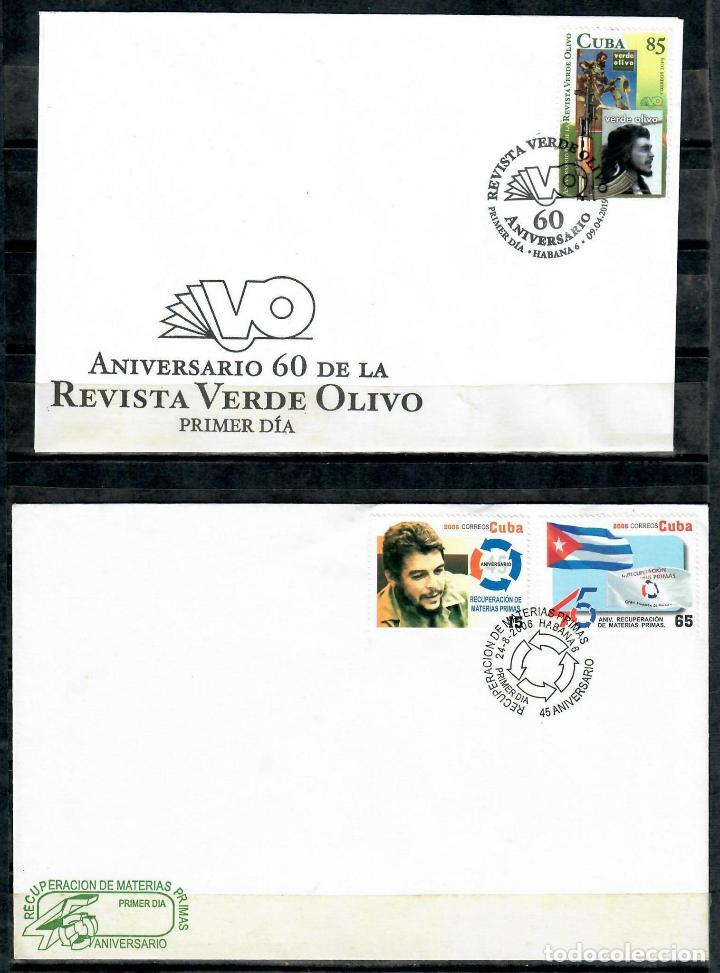 Sellos: kol-cu11 Cuba Collection 2 - Ernesto Che Guevara - Foto 4 - 226335405