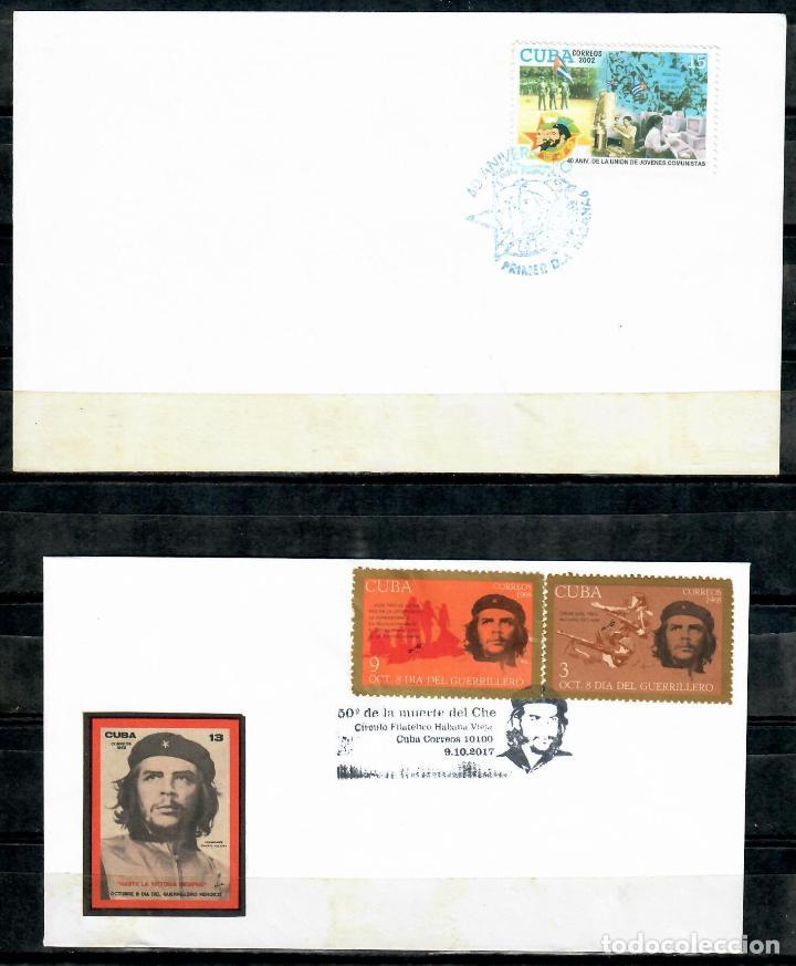 Sellos: kol-cu11 Cuba Collection 2 - Ernesto Che Guevara - Foto 5 - 226335405