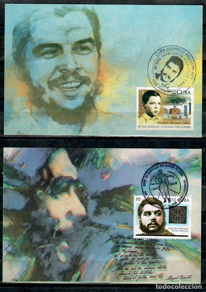 Sellos: kol-cu11 Cuba Collection 2 - Ernesto Che Guevara - Foto 6 - 226335405