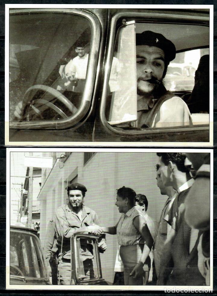 Sellos: kol-cu11 Cuba Collection 2 - Ernesto Che Guevara - Foto 7 - 226335405