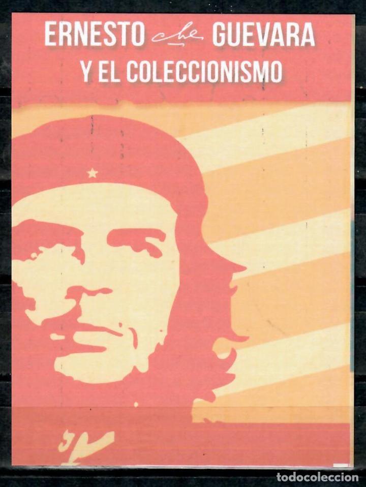 KOL-CU11 CUBA COLLECTION 2 - ERNESTO CHE GUEVARA (Sellos - Extranjero - América - Cuba)