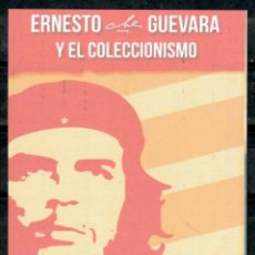 Sellos: KOL-CU11 CUBA COLLECTION 2 - ERNESTO CHE GUEVARA. Lote 226335405