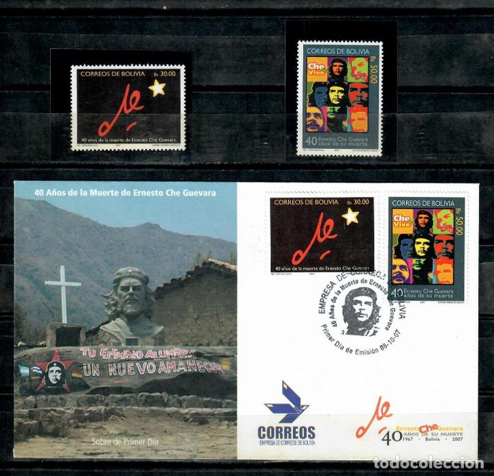Sellos: kol-bo01 Cuba Collection 8 - Ernesto Che Guevara - Foto 1 - 226335410