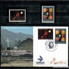 Sellos: KOL-BO01 CUBA COLLECTION 8 - ERNESTO CHE GUEVARA. Lote 226335410