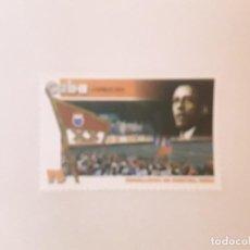 Sellos: AÑO 2014 CUBA SELLO USADO. Lote 234899840