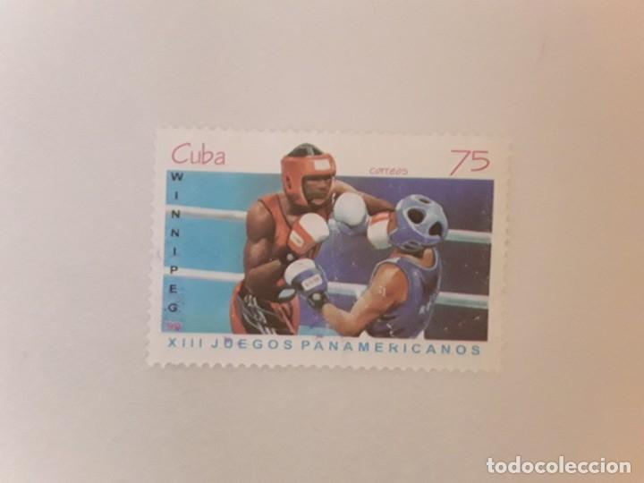 AÑO 1999 CUBA SELLO USADO (Sellos - Extranjero - América - Cuba)