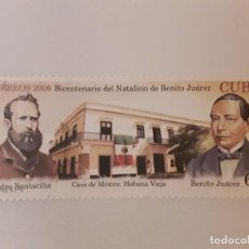 Sellos: AÑO 2006 CUBA SELLO USADO. Lote 234900930