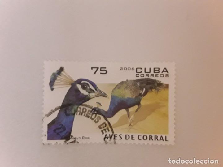 AÑO 2006 CUBA SELLO USADO (Sellos - Extranjero - América - Cuba)