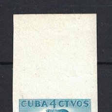 Sellos: 581R CUBA 1958 MNH THE 100TH ANNIVERSARY OF THE BIRTH OF GENERAL J. M. GOMEZ - RRR. Lote 235485620