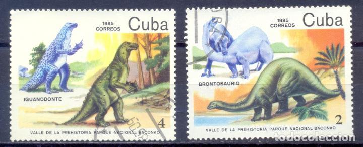 CUBA,1985 SELLOS PREOBLITERADOS (Sellos - Extranjero - América - Cuba)