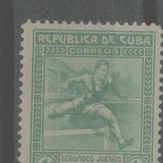 Sellos: LOTE O-SELLO CUBA NUEVO SIN CHARNELA. Lote 236628810