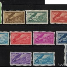 Selos: CUBA: 1954; SERIE DE LA INDUSTRIA AZUCARERA, NUEVA PERFECTA. TC022. Lote 236724890