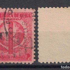 Sellos: 159-3 CUBA 1939 U HAVANA TOBACCO INDUSTRY. Lote 236771555