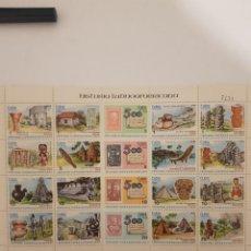Selos: CUBA NUEVO 1986 HISTORIA LATINOAMERICANA. Lote 237183475