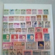 Sellos: CUBA-1000 SELLOS DIFERENTES-33 FOTOS-HASTA 1991. Lote 261796850