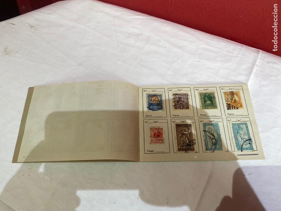 Sellos: Álbum de sellos cuba habana antiguos catalogados con otros . Ver fotos - Foto 3 - 261800235