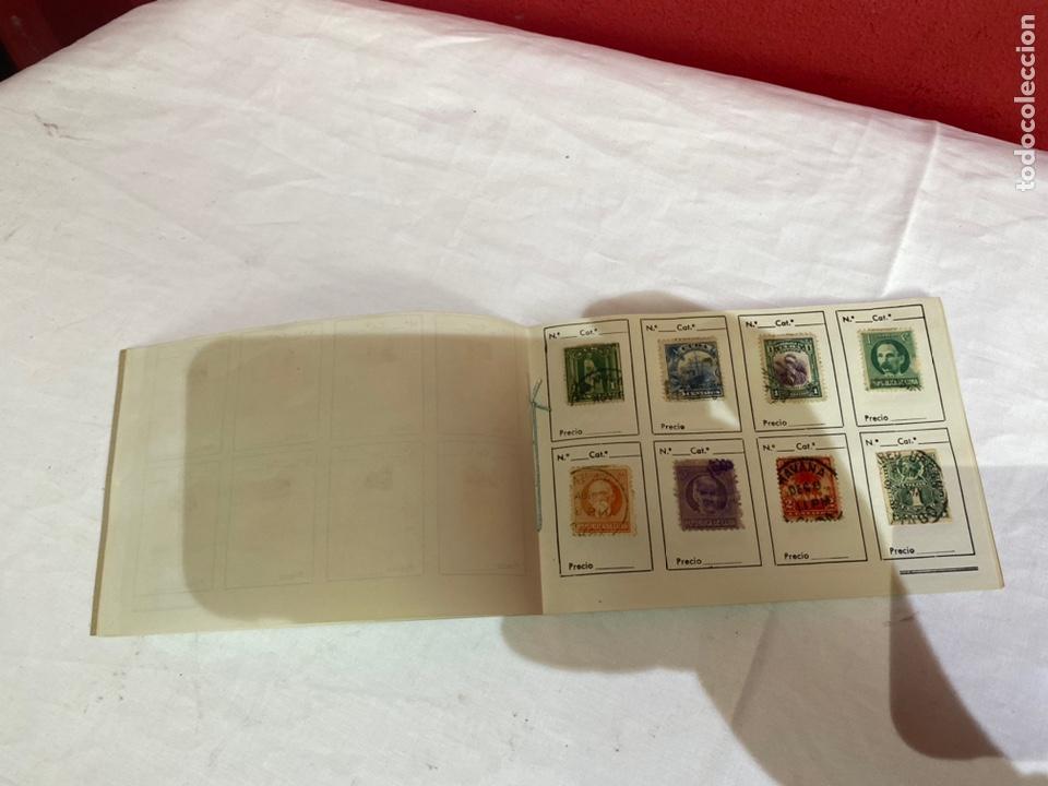 Sellos: Álbum de sellos cuba habana antiguos catalogados con otros . Ver fotos - Foto 7 - 261800235