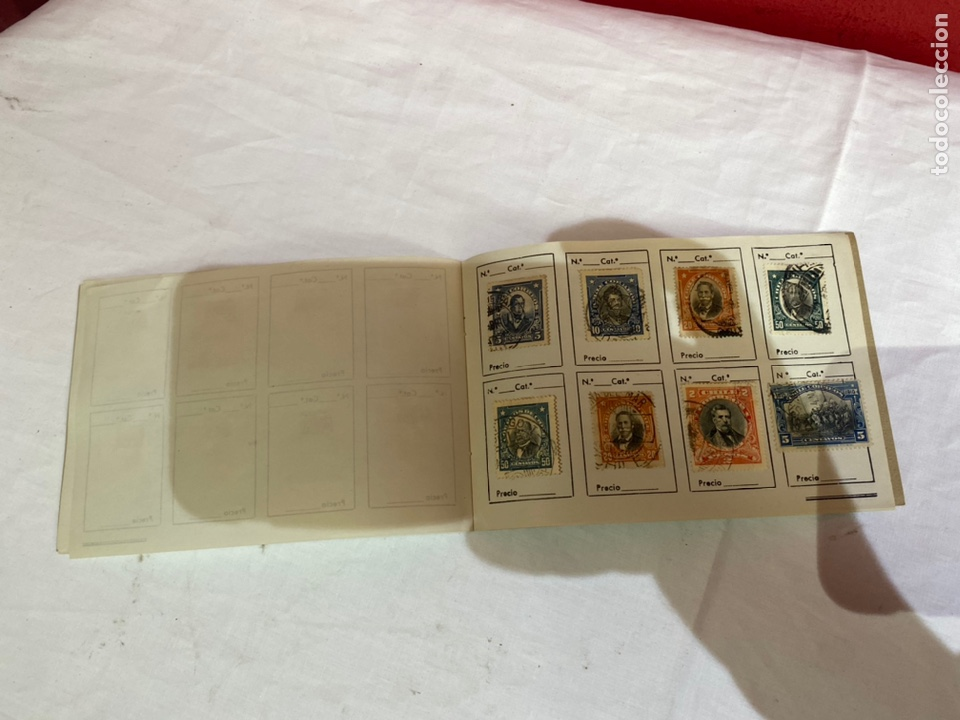 Sellos: Álbum de sellos cuba habana antiguos catalogados con otros . Ver fotos - Foto 10 - 261800235
