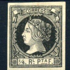 Sellos: CUBA Nº 11. AÑO 1862. Lote 262613685