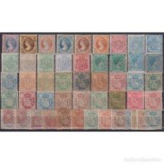 Sellos: ⚡ DISCOUNT CUBA 1868 TELEGRAPH STAMPS 1868-1896 NG -. Lote 268834619