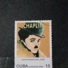 Sellos: SELLO CUBA - PERSONAJES - GBSS. Lote 277092058