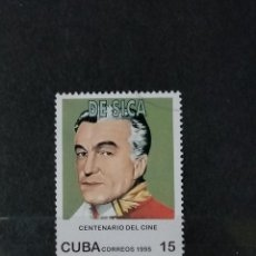 Sellos: SELLO CUBA - PERSONAJES - GBSS. Lote 277092093