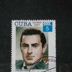 Sellos: SELLO CUBA - PERSONAJES - GBSS. Lote 277092398