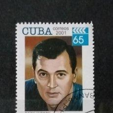 Sellos: SELLO CUBA - PERSONAJES - GBSS. Lote 277092433