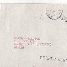 Sellos: CORREO AEREO: CUBA 1992. Lote 277116143