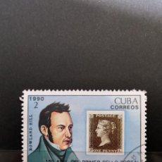 Sellos: SELLO CUBA 150 ANV DEL SELLO POSTAL - 777. Lote 277248598