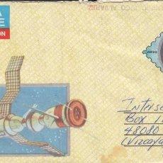 Sellos: CORREO AEREO: CUBA 1986. Lote 277421433