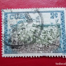 Sellos: *CUBA, 1960, ANIV. DE LA LIBERACION, YVERT 521. Lote 278183468