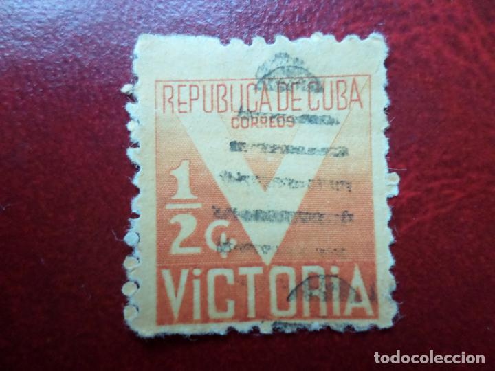*CUBA, 1942, SELLO DE BENEFICENCIA YVERT 6 (Sellos - Extranjero - América - Cuba)