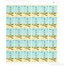 Sellos: 2767LS CUBA 1983 MNH LIGHTHOUSES. Lote 287506893