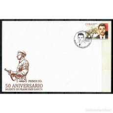 Sellos: KPD4974 CUBA 2007 THE 50TH ANNIVERSARY OF THE DEATH OF FRANK PAIS, 1934-1957. Lote 287513158