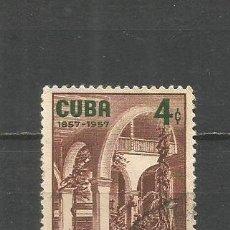 Sellos: CUBA YVERT NUM. 467 USADO. Lote 288704428