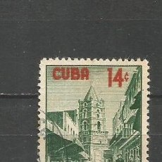 Sellos: CUBA YVERT NUM. 473 USADO. Lote 288704763