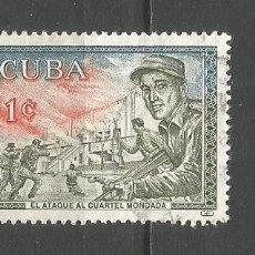 Sellos: CUBA YVERT NUM. 520 USADO. Lote 288705593