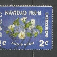 Sellos: CUBA YVERT NUM. 548 USADO. Lote 288705968