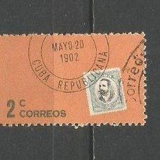Sellos: CUBA YVERT NUM. 557 USADO. Lote 288706178