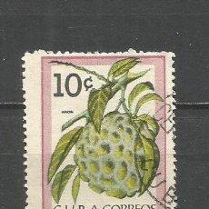 Sellos: CUBA YVERT NUM. 684 USADO. Lote 288707498