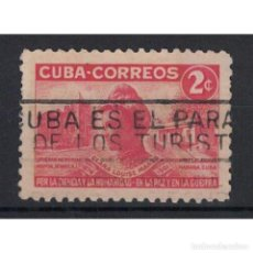 Sellos: ⚡ DISCOUNT CUBA 1951 THE 50TH ANNIVERSARY OF THE DEATH OF CLARA MAASS, NURSE U - THE MEDICIN. Lote 289961423