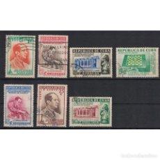 Sellos: ⚡ DISCOUNT CUBA 1951 30TH ANNIVERSARY OF JOSE CAPABLANCA'S VICTORY IN THE WORLD CHESS CHAMPION. Lote 289961433