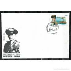 Sellos: KPD5703 FDC 2013 U THE 100TH ANNIVERSARY OF THE FIRST FLIGHT FROM KEY WEST TO HAVANA. Lote 293384838