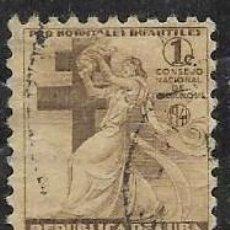 Sellos: CUBA BENEFICENCIA YVERT 4. Lote 293880533