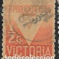 Sellos: CUBA BENEFICENCIA YVERT 6. Lote 293880643