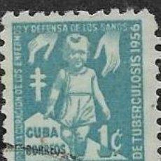 Sellos: CUBA BENEFICENCIA YVERT 30. Lote 293881828