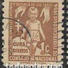 Sellos: CUBA BENEFICENCIA YVERT 31. Lote 294058288