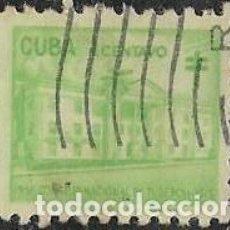 Sellos: CUBA BENEFICENCIA YVERT 37. Lote 294058628